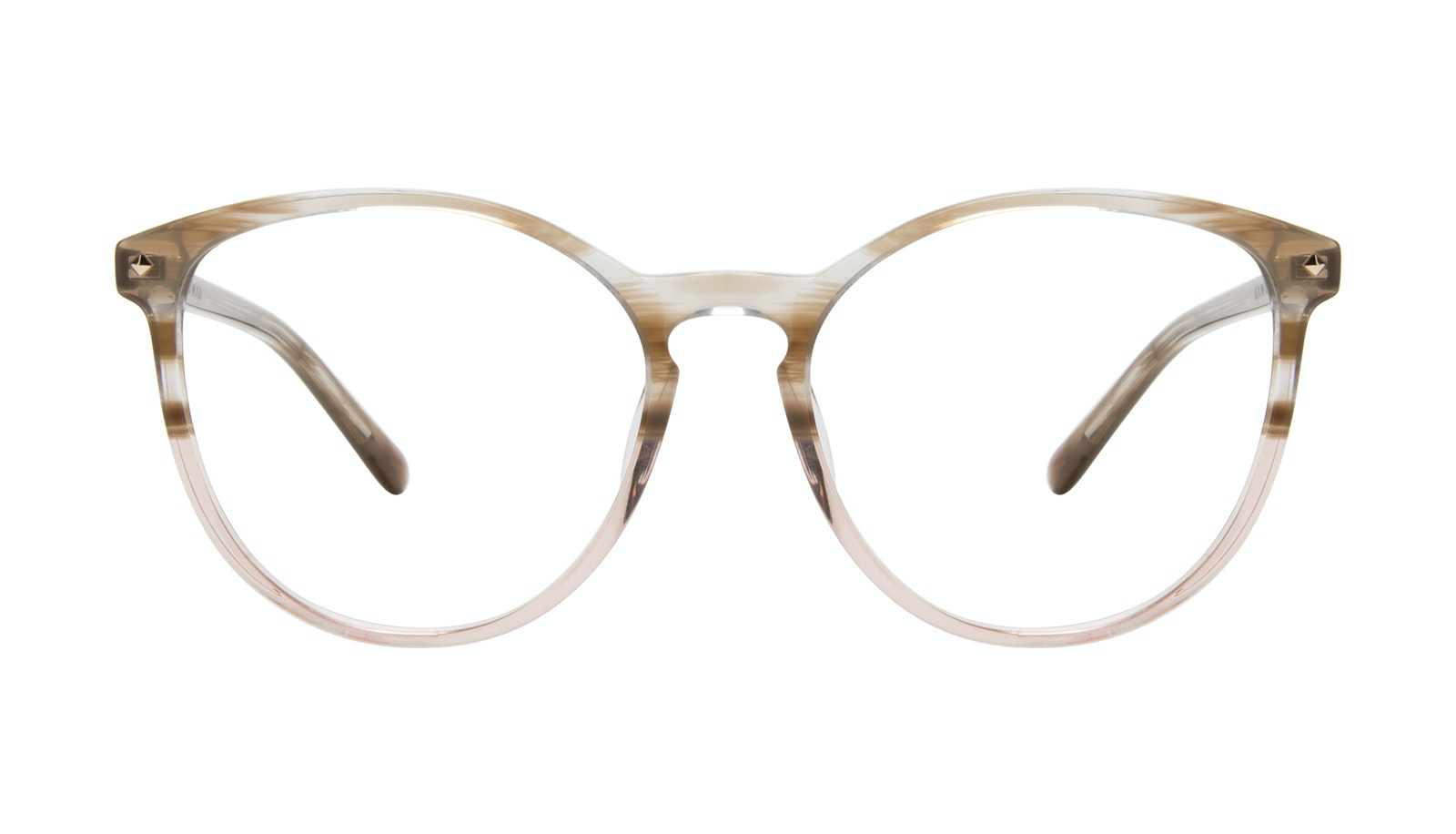 Affordable Fashion Glasses Round Eyeglasses Women Viva Rosewood