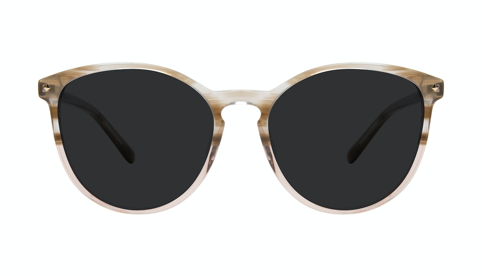 Affordable Fashion Glasses Round Sunglasses Women Viva Rosewood