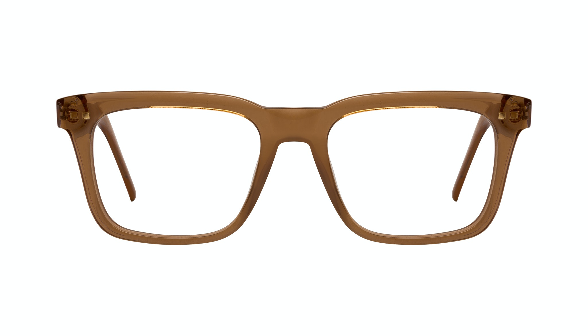 Affordable Fashion Glasses Square Eyeglasses Men Well Terra Front