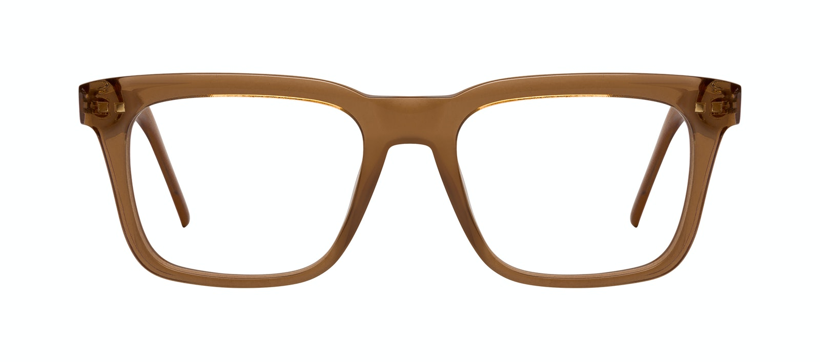 Affordable Fashion Glasses Square Eyeglasses Men Well Terra Front