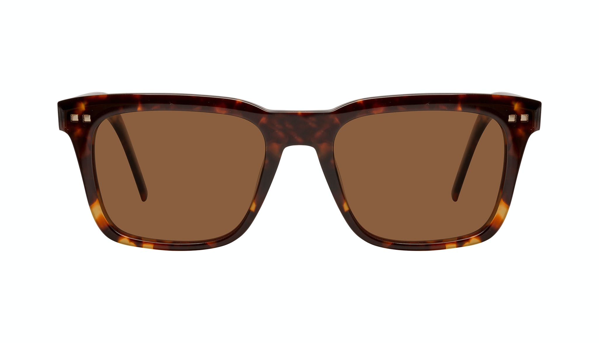 Affordable Fashion Glasses Square Sunglasses Men Well Tortoise