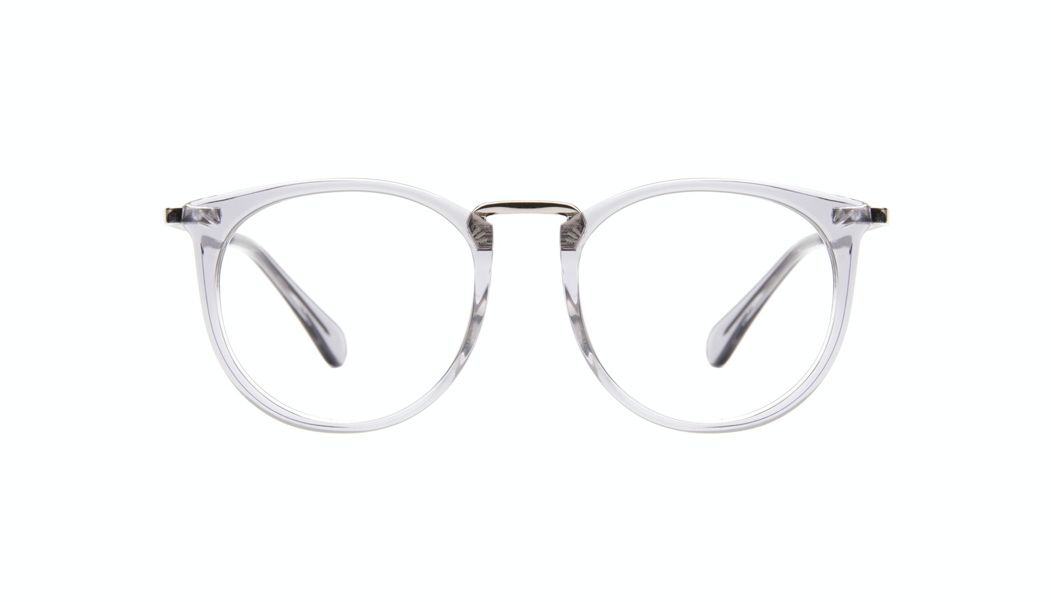 Affordable Fashion Glasses Round Eyeglasses Women Wish grey