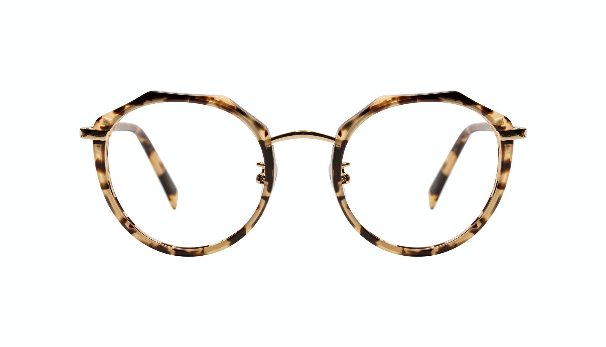 Affordable Fashion Glasses Round Eyeglasses Women Womance Mayz Front