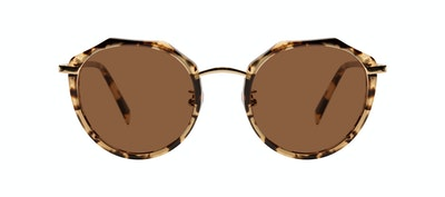 Affordable Fashion Glasses Round Sunglasses Women Womance Mayz Front