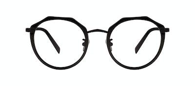 Affordable Fashion Glasses Round Eyeglasses Women Womance Matte Front