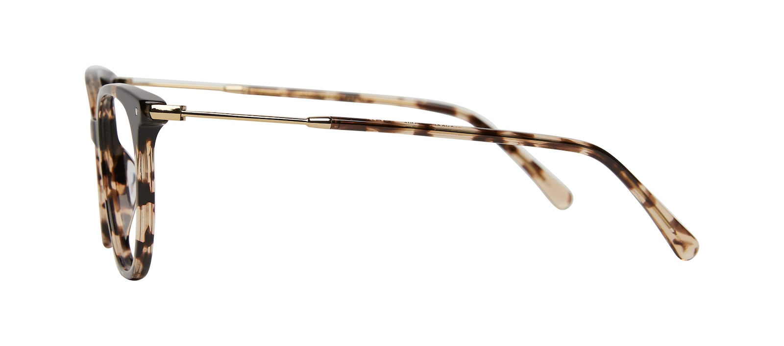 Affordable Fashion Glasses Square Eyeglasses Women Wordly Leopard Side