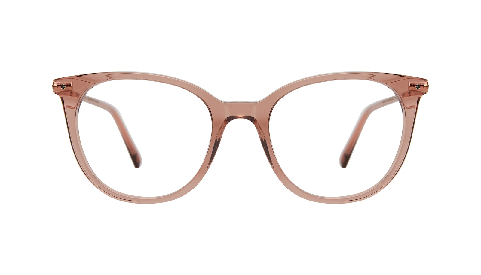 Affordable Fashion Glasses Square Eyeglasses Women Wordly Rose