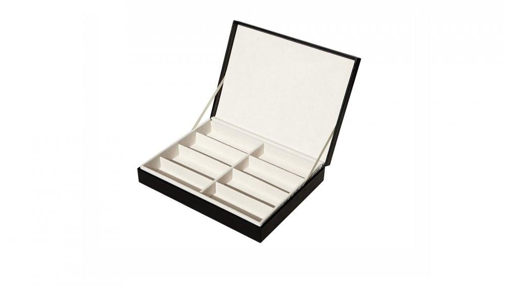 Lunettes tendance Accessoire Hommes Femmes The Collector's Box Black