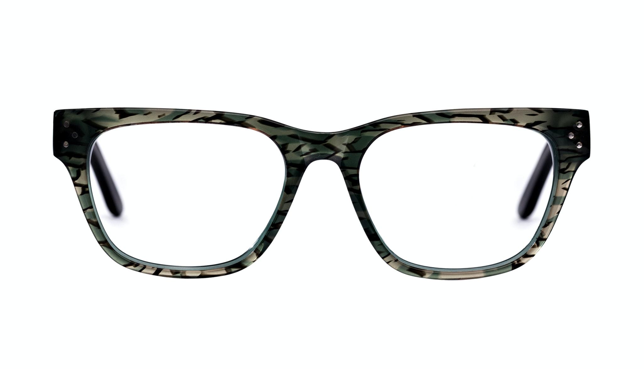Affordable Fashion Glasses Rectangle Eyeglasses Men Explorer Mountain