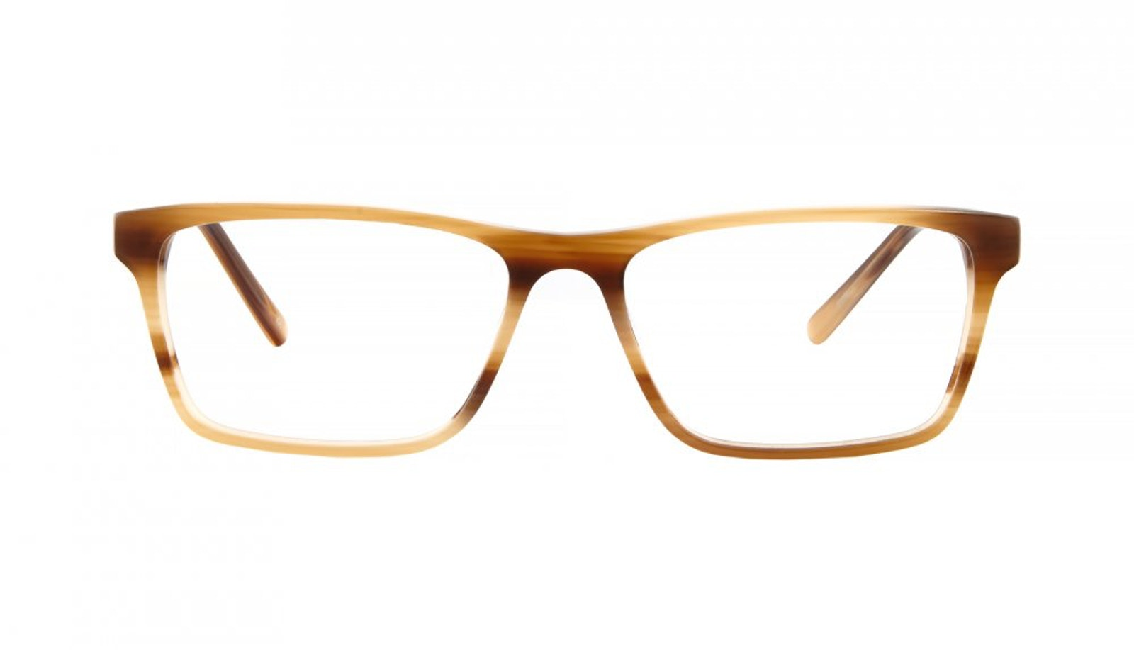 Affordable Fashion Glasses Rectangle Eyeglasses Men Henri Toffee