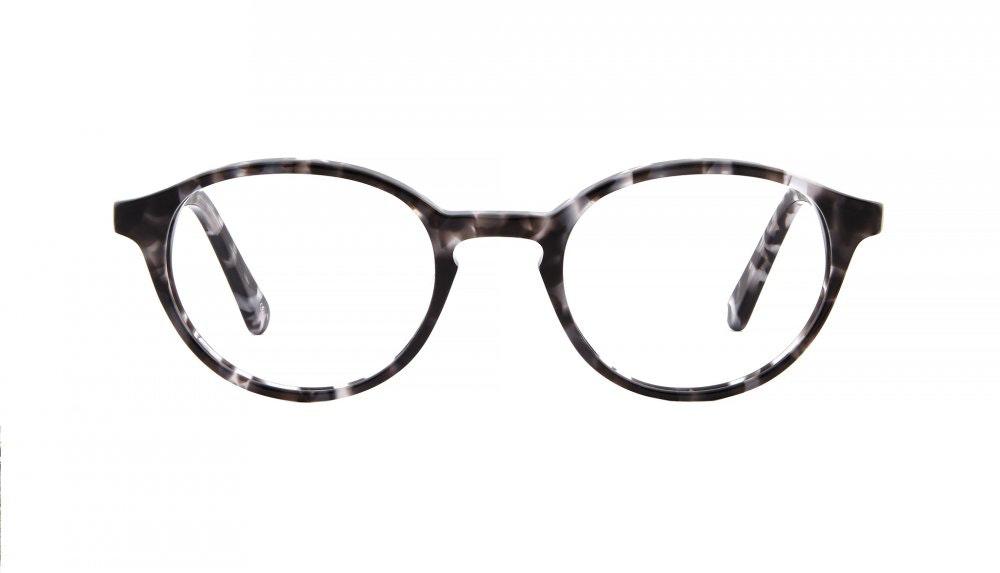 Affordable Fashion Glasses Round Eyeglasses Men Women Laurier Onyx Tortoise