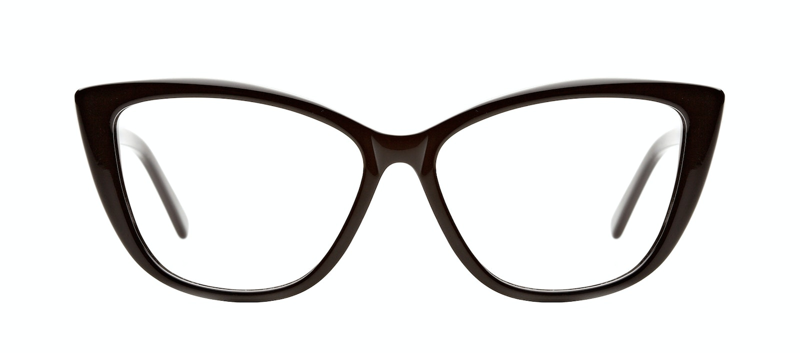 3c2e960f5ade Affordable Fashion Glasses Cat Eye Daring Cateye Eyeglasses Women Dolled Up  Black Front