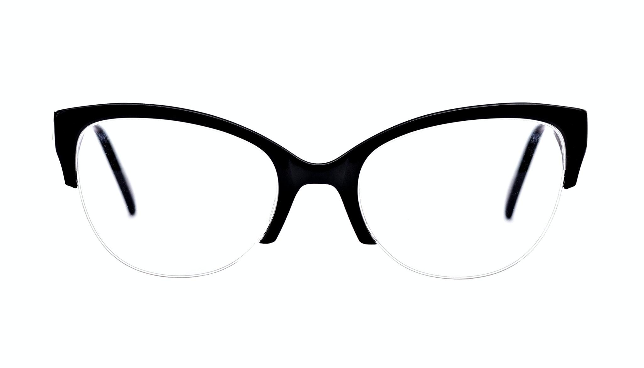Affordable Fashion Glasses Cat Eye Eyeglasses Women Lovely Ebony