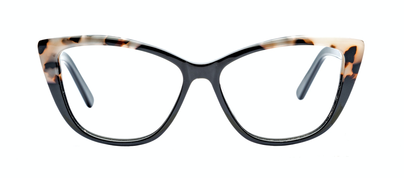 f1a794ba6328 Affordable Fashion Glasses Cat Eye Daring Cateye Eyeglasses Women Dolled Up  Ebony Granite Front