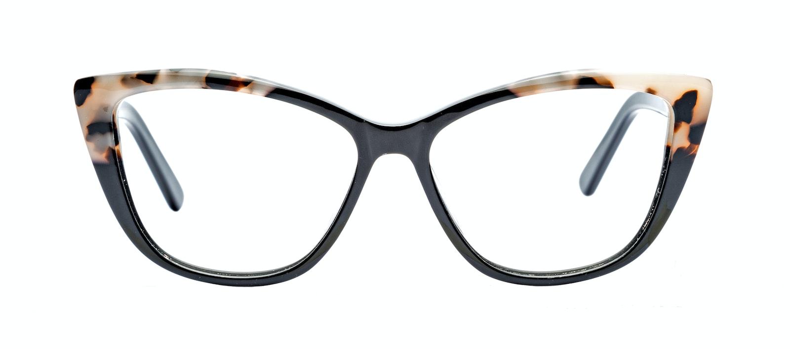 db3e278e514f Affordable Fashion Glasses Cat Eye Daring Cateye Eyeglasses Women Dolled Up Ebony  Granite Front