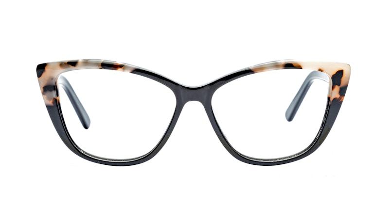 01354312a2a3 Affordable Fashion Glasses Cat Eye Daring Cateye Eyeglasses Women Dolled Up  Ebony Granite