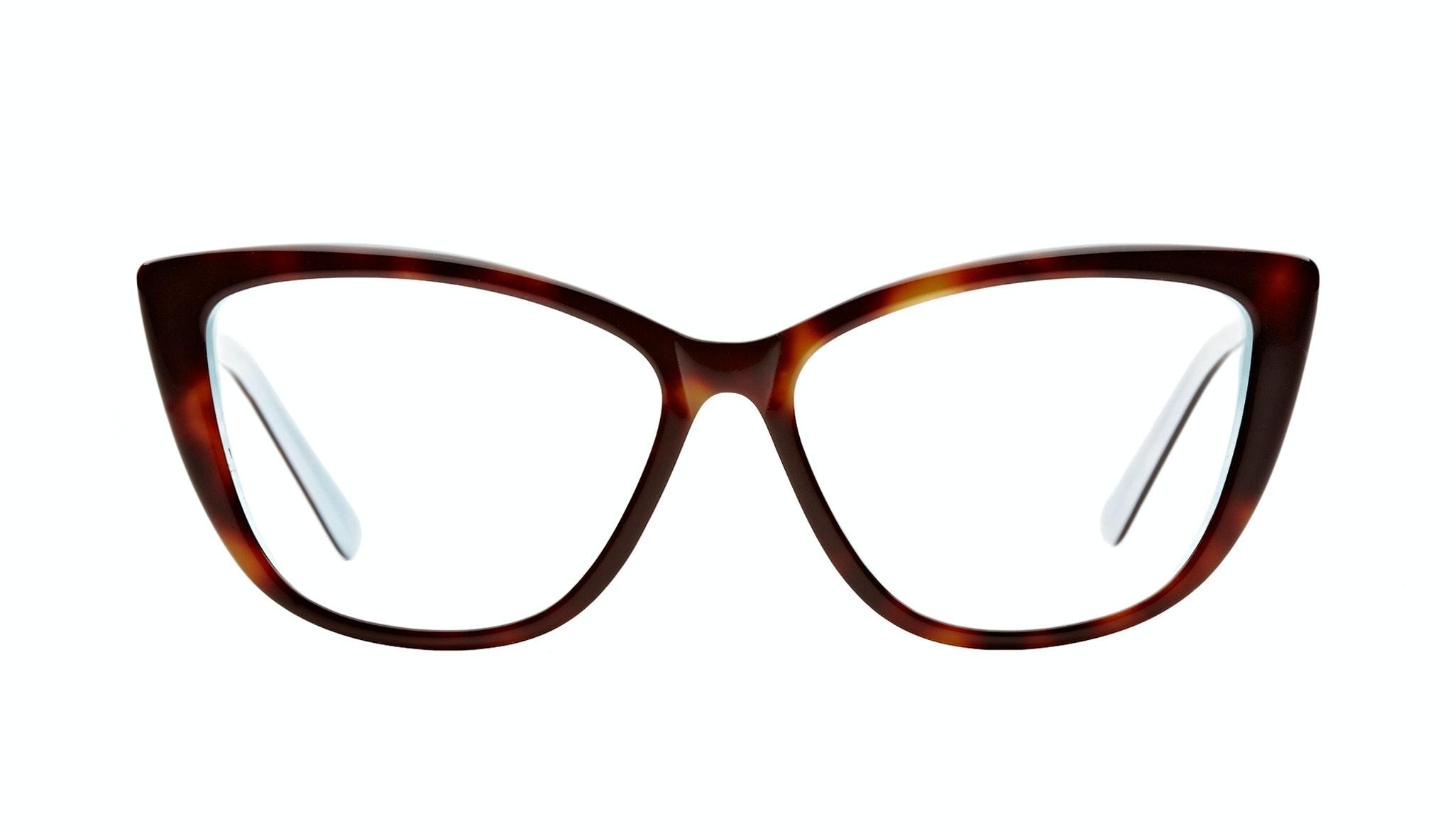 Affordable Fashion Glasses Cat Eye Eyeglasses Women Dolled Up Dreamy Tortoise Front