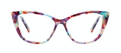 Affordable Fashion Glasses Cat Eye Daring Cateye Eyeglasses Women Dolled Up Dazzling Front