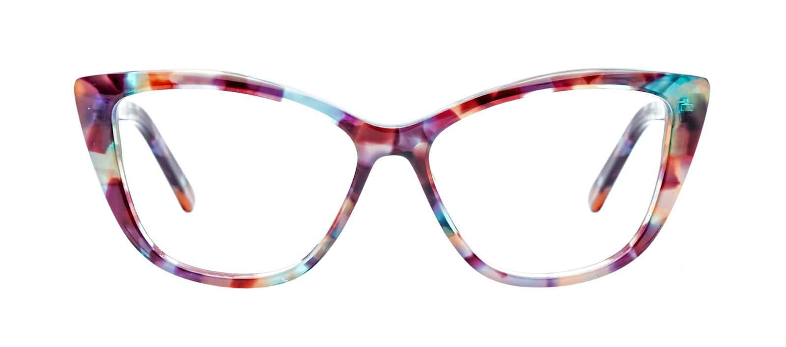 9a723b35f644 ... Affordable Fashion Glasses Cat Eye Daring Cateye Eyeglasses Women  Dolled Up Dazzling Front ...