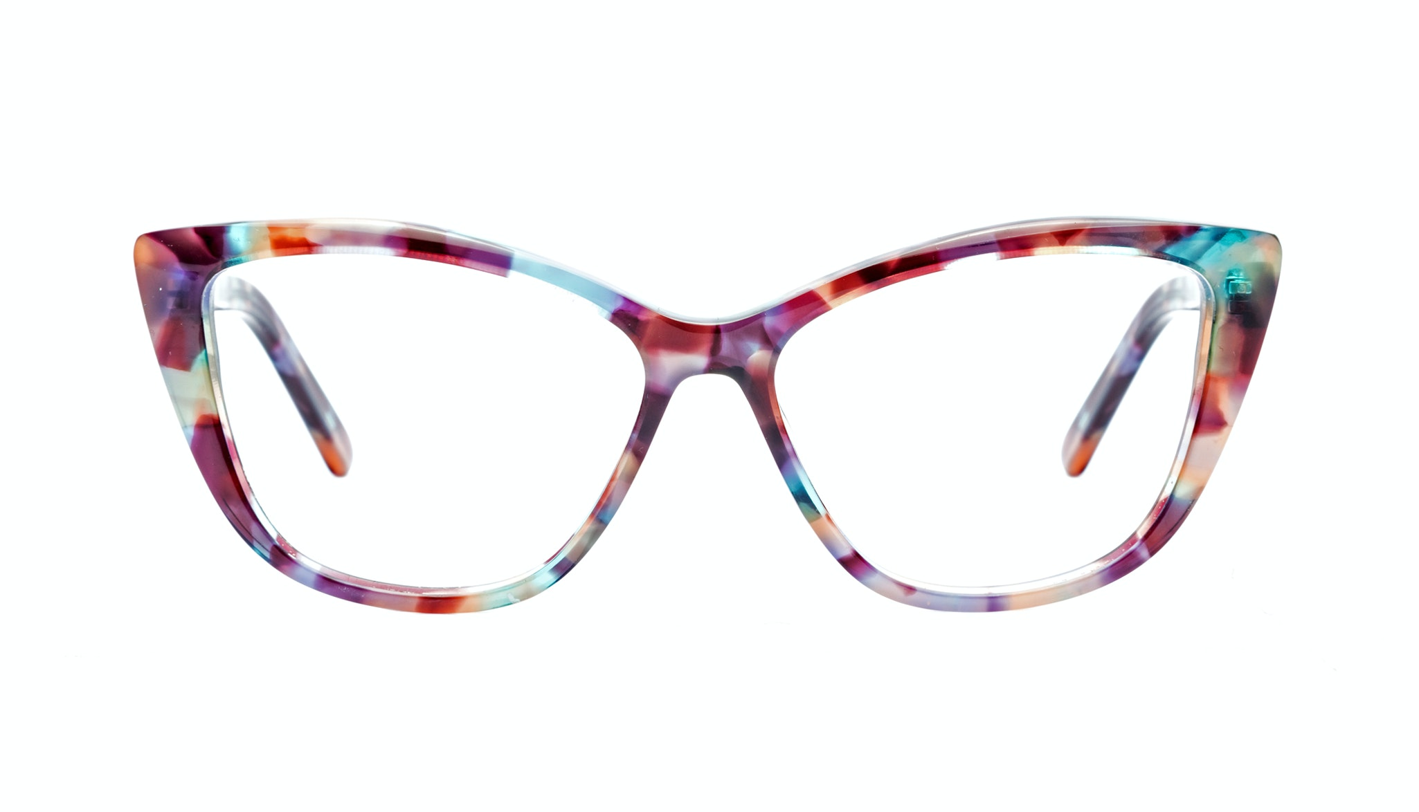 Affordable Fashion Glasses Cat Eye Eyeglasses Women Dolled Up Dazzling Front