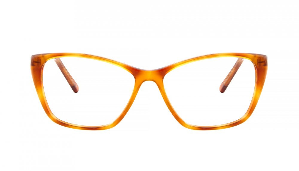 Affordable Fashion Glasses Cat Eye Rectangle Eyeglasses Women Myrtle Havana