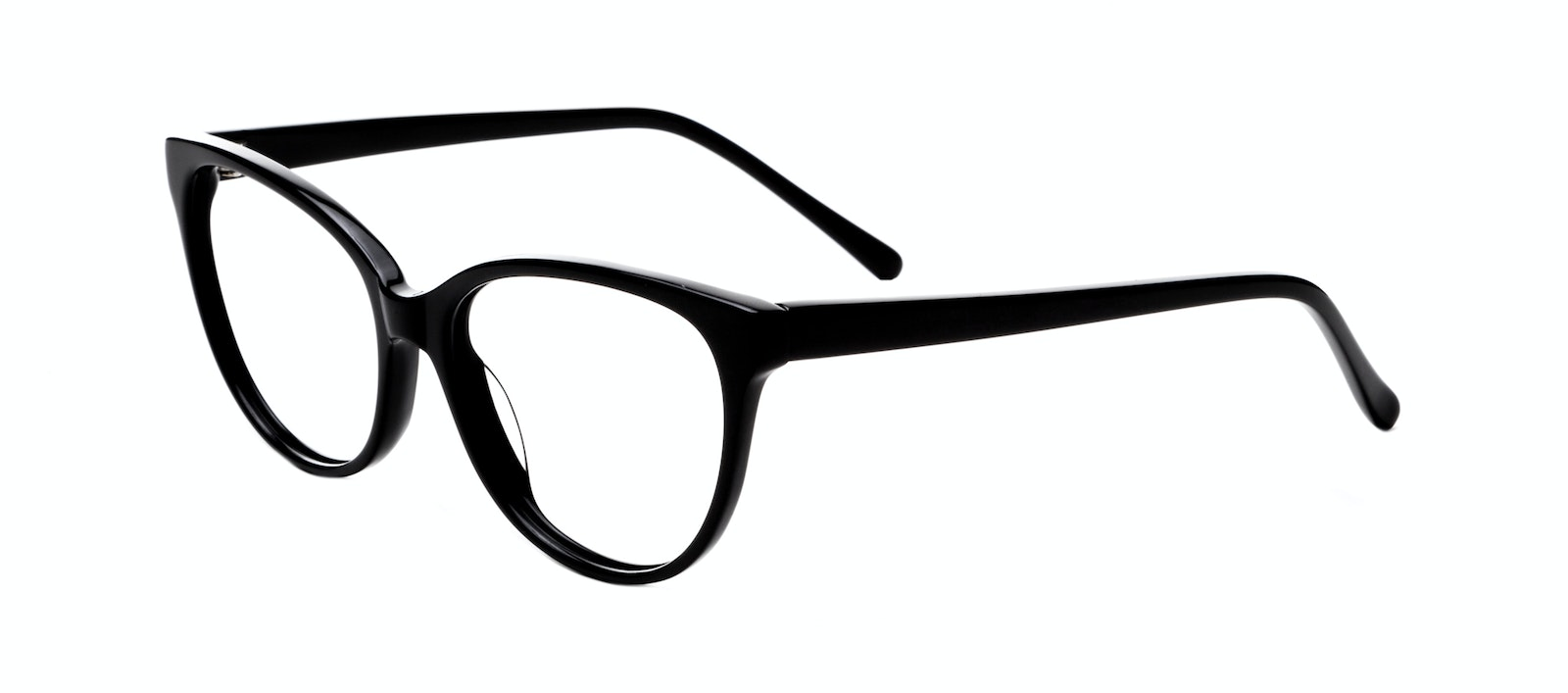Affordable Fashion Glasses Cat Eye Eyeglasses Women Imagine Onyx Tilt