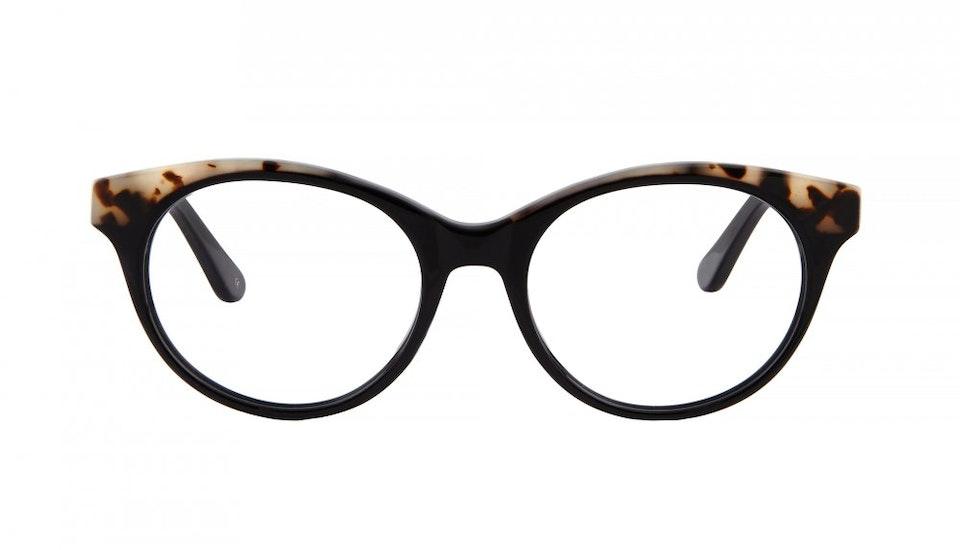 How Much Are Glasses Frames And Lenses : Womens Eyeglasses - Beatrix in Sepia Carmine BonLook