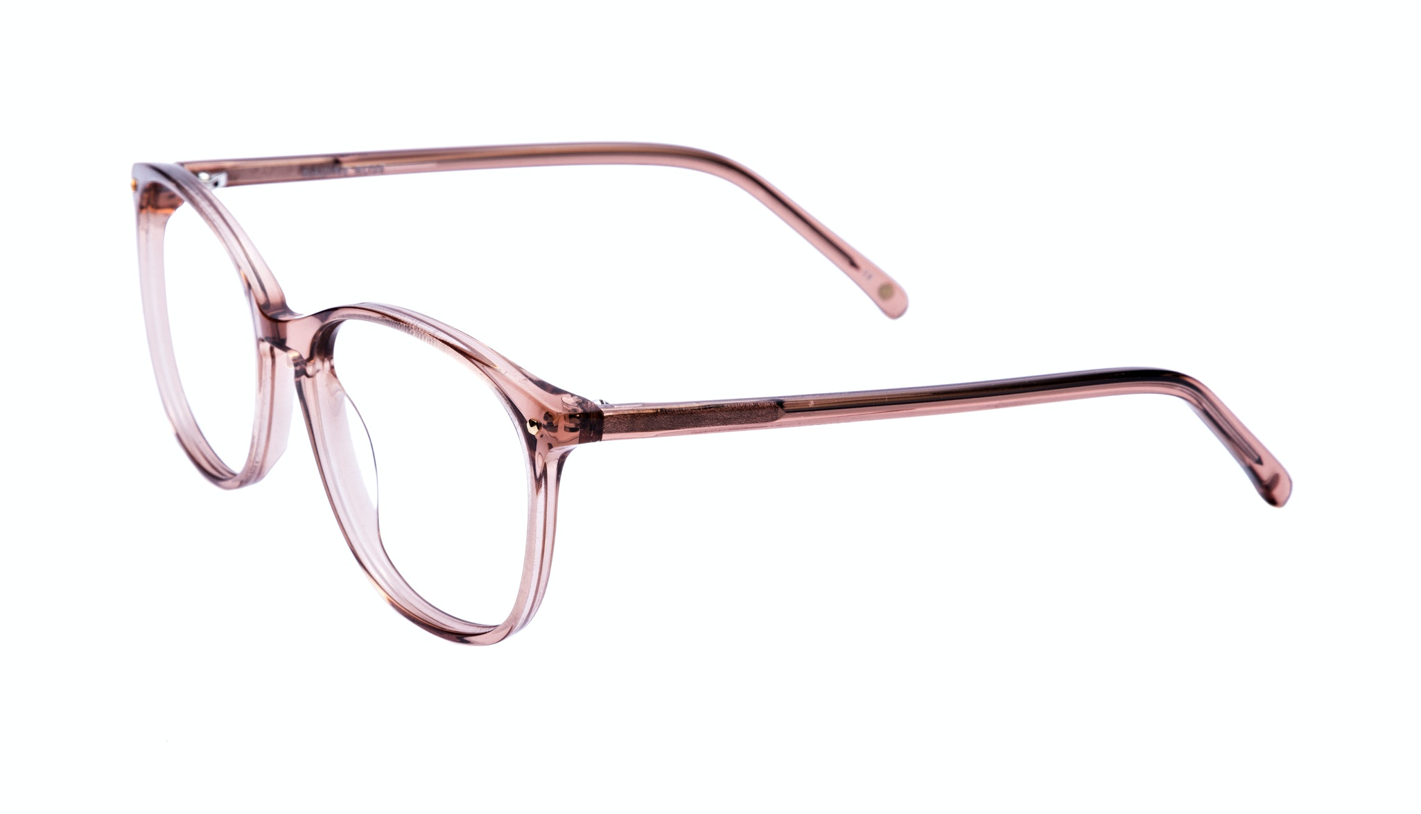 Affordable Fashion Glasses Rectangle Square Round Eyeglasses Women Nadine Rose Tilt