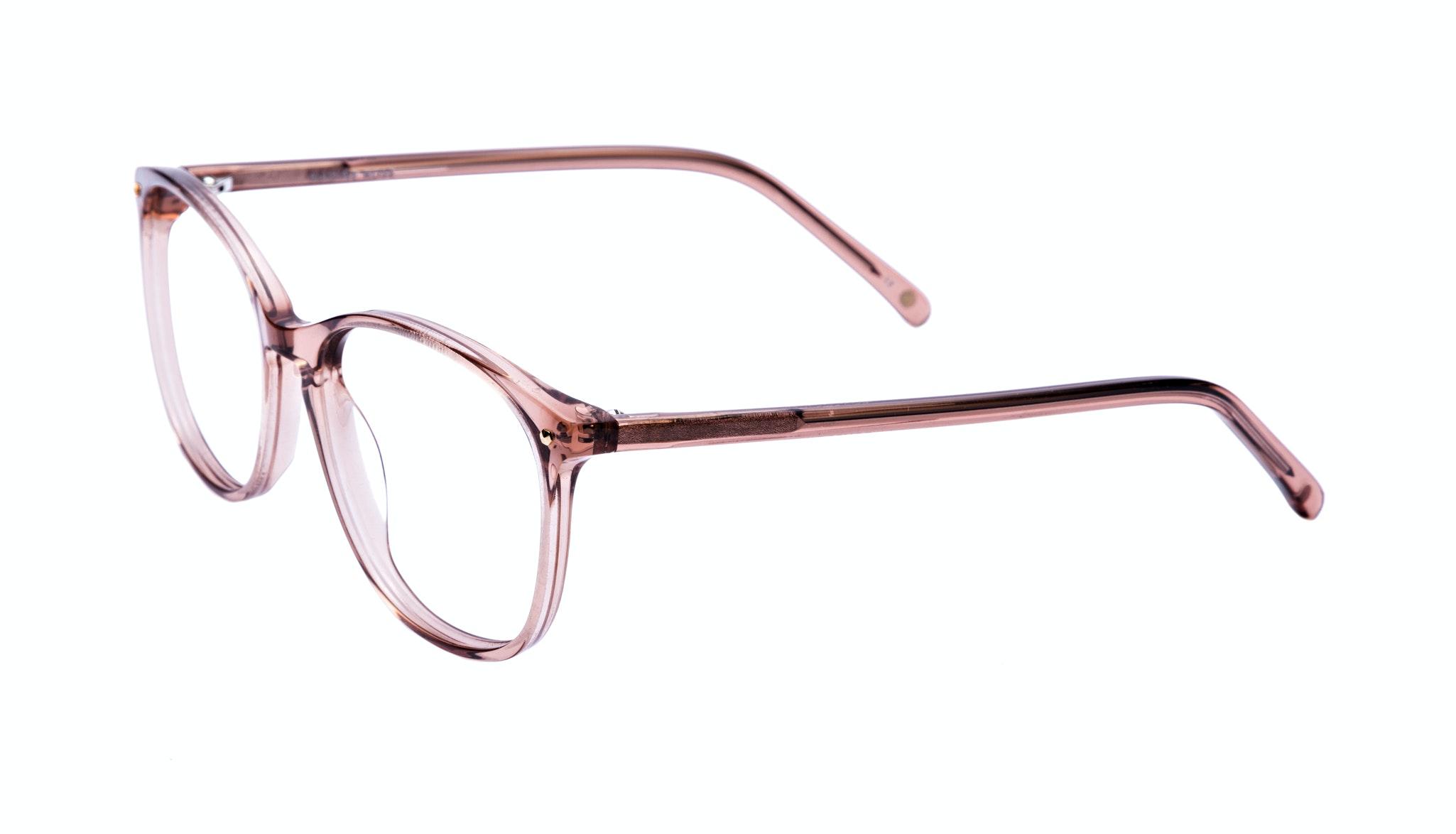 Affordable Fashion Glasses Rectangle Square Round Eyeglasses Women Nadine Rose Tilt