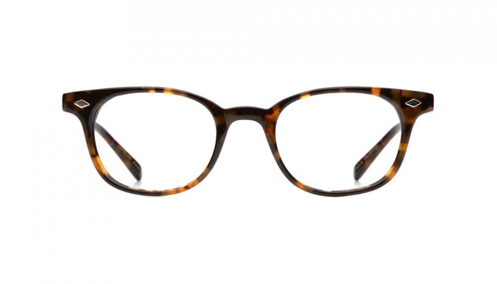 Affordable Fashion Glasses Round Eyeglasses Women Flanagan Chocolate Tortoise Front