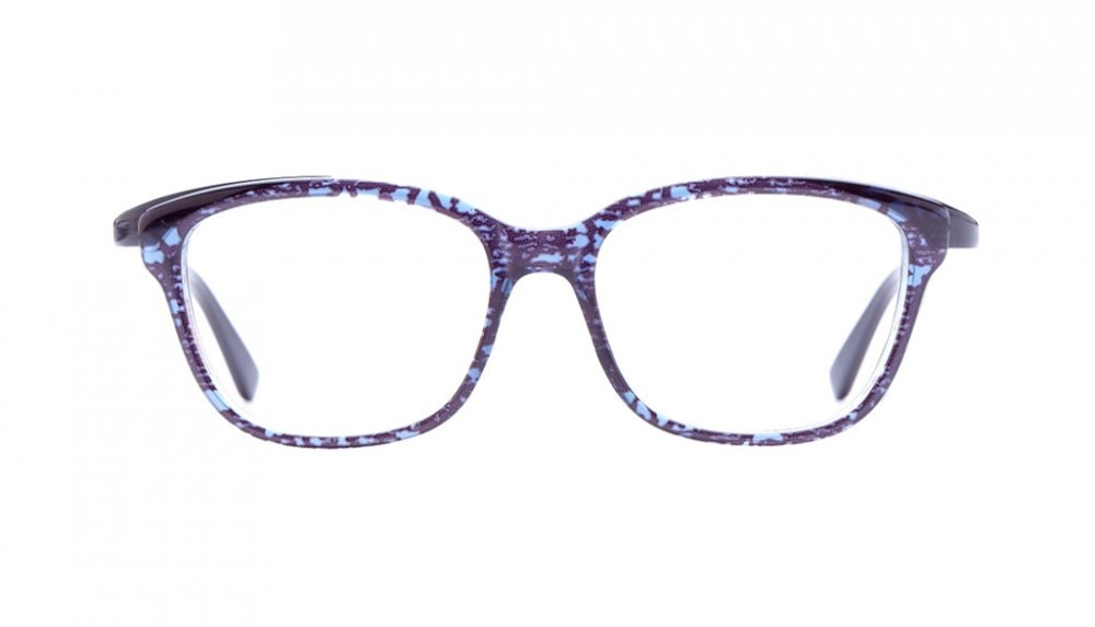 Affordable Fashion Glasses Square Eyeglasses Women Alice Midnight Lace Front