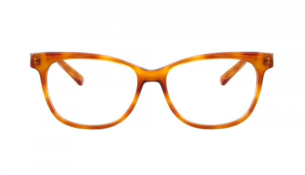 Affordable Fashion Glasses Square Eyeglasses Women Harlow Havana