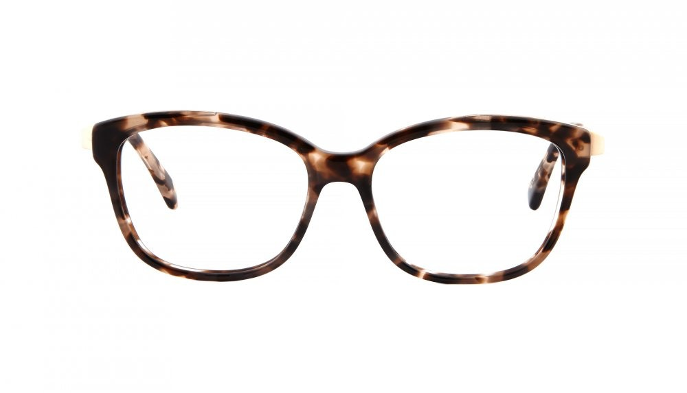 Affordable Fashion Glasses Square Eyeglasses Women Alice Pink Tortoise