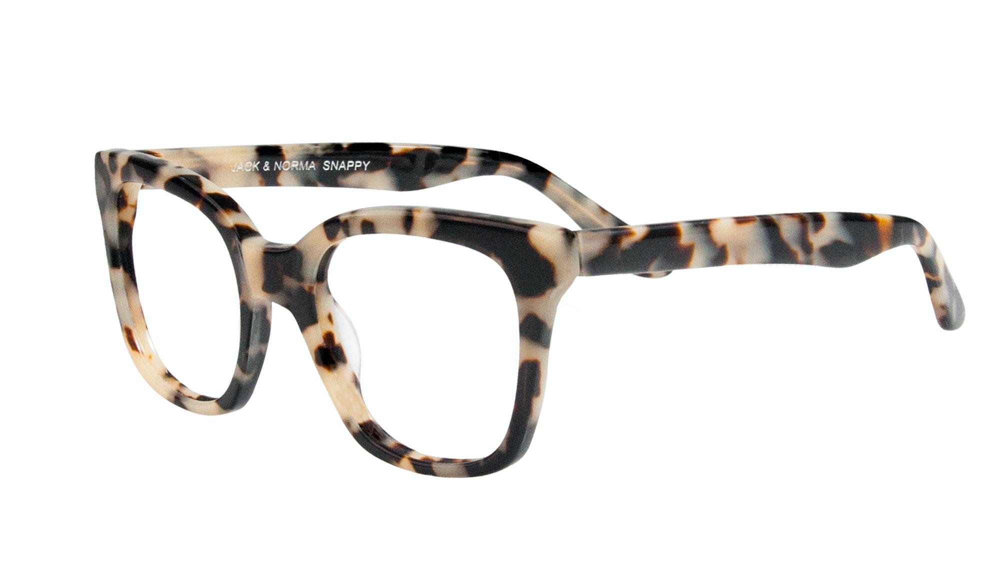 Affordable Fashion Glasses Square Eyeglasses Women Jack & Norma Snappy Tilt