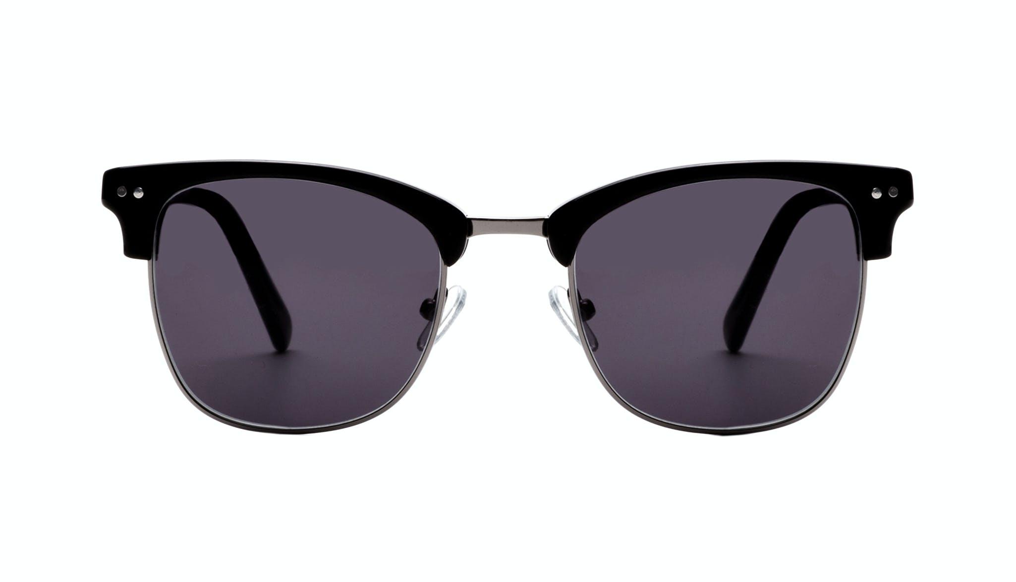 Affordable Fashion Glasses Square Sunglasses Men Lift Onyx Front