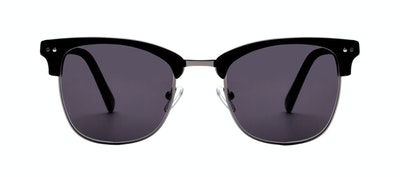 Affordable Fashion Glasses Square Sunglasses Men Lift Onyx Front