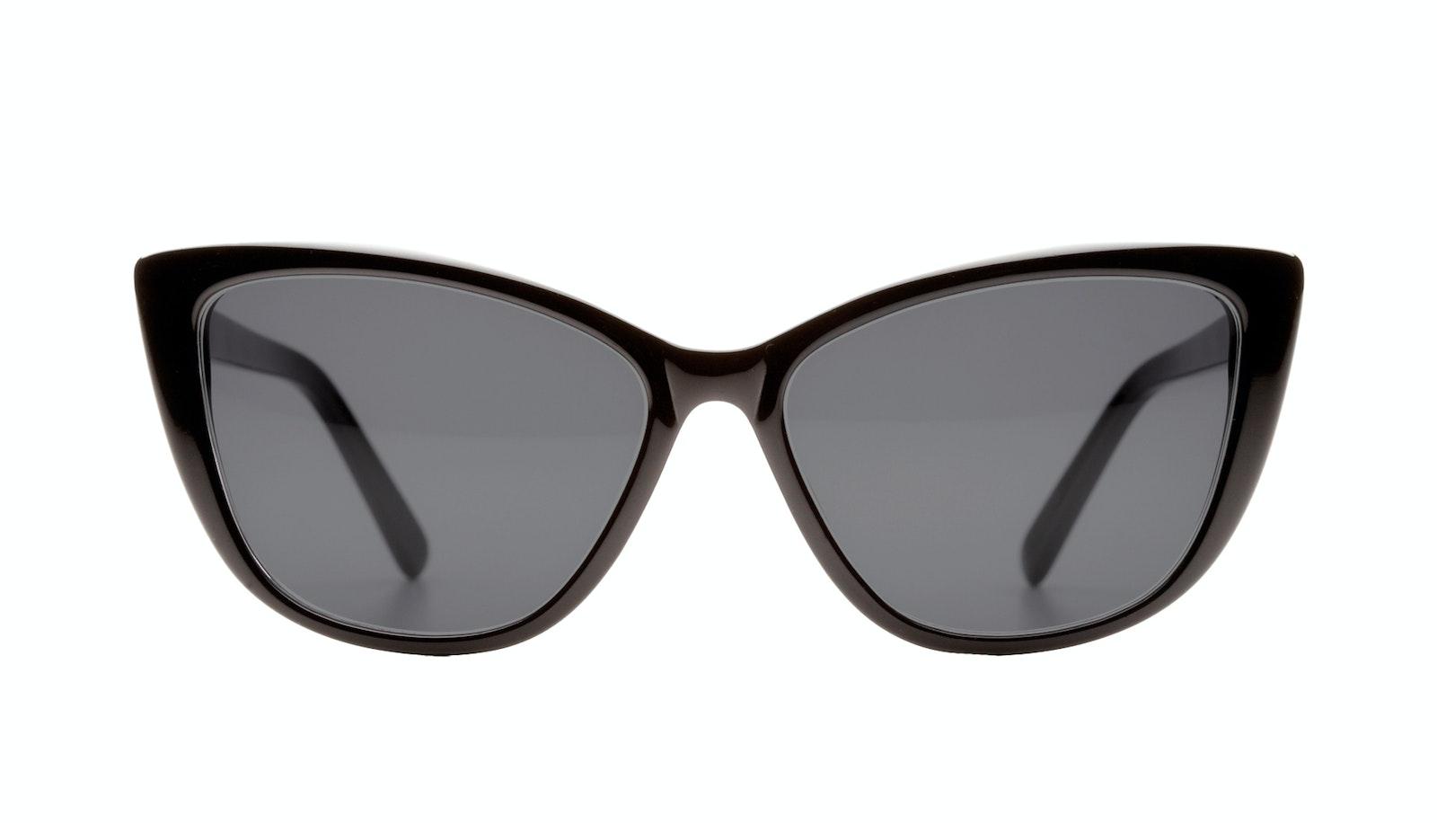 Affordable Fashion Glasses Cat Eye Daring Cateye Sunglasses Women Dolled Up Black