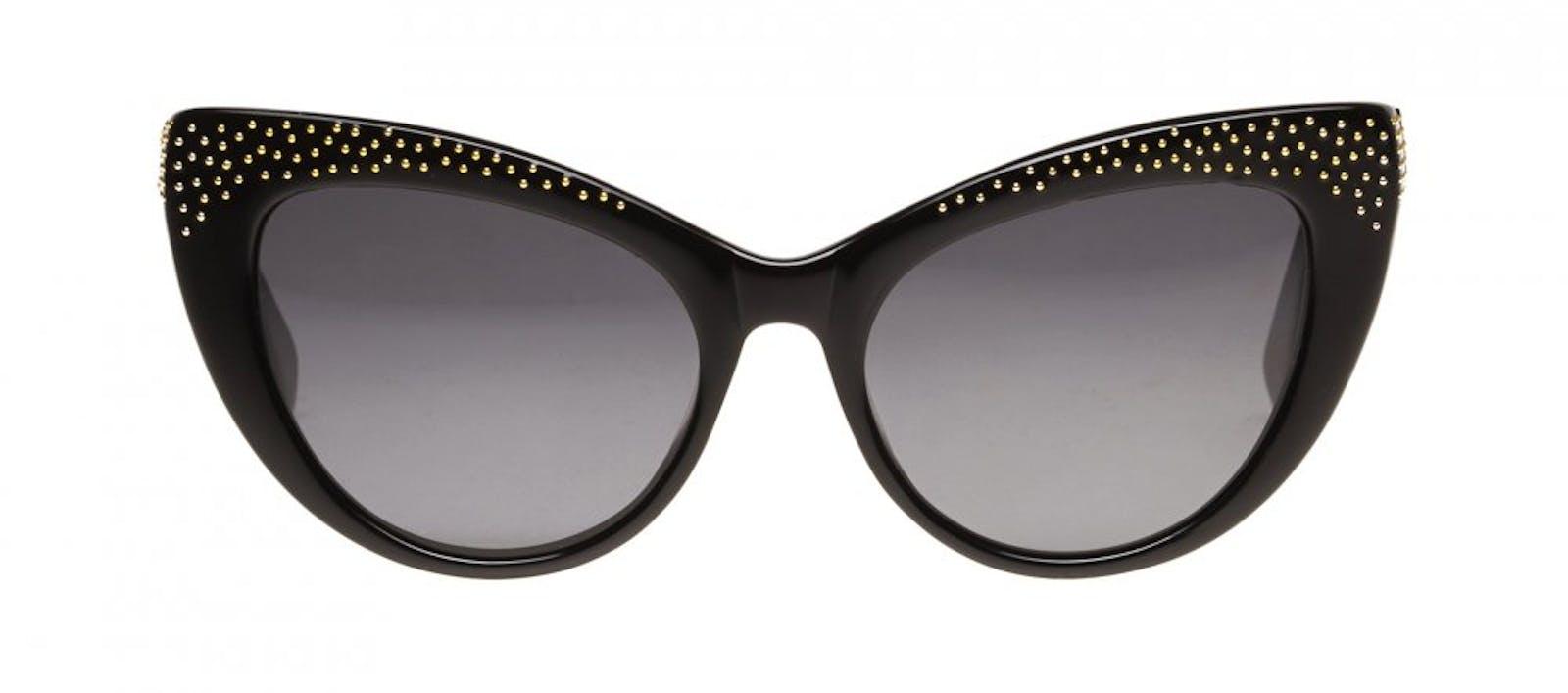 44653d7c25c Affordable Fashion Glasses Cat Eye Daring Cateye Sunglasses Women Keiko  Roxy Noir Front