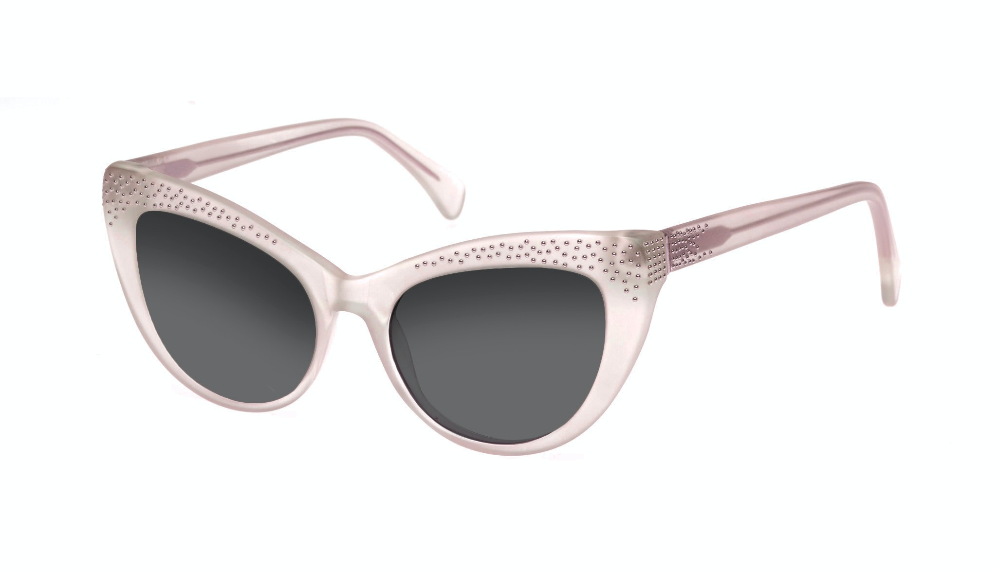 Affordable Fashion Glasses Cat Eye Sunglasses Women Keiko Barbie Pink Tilt