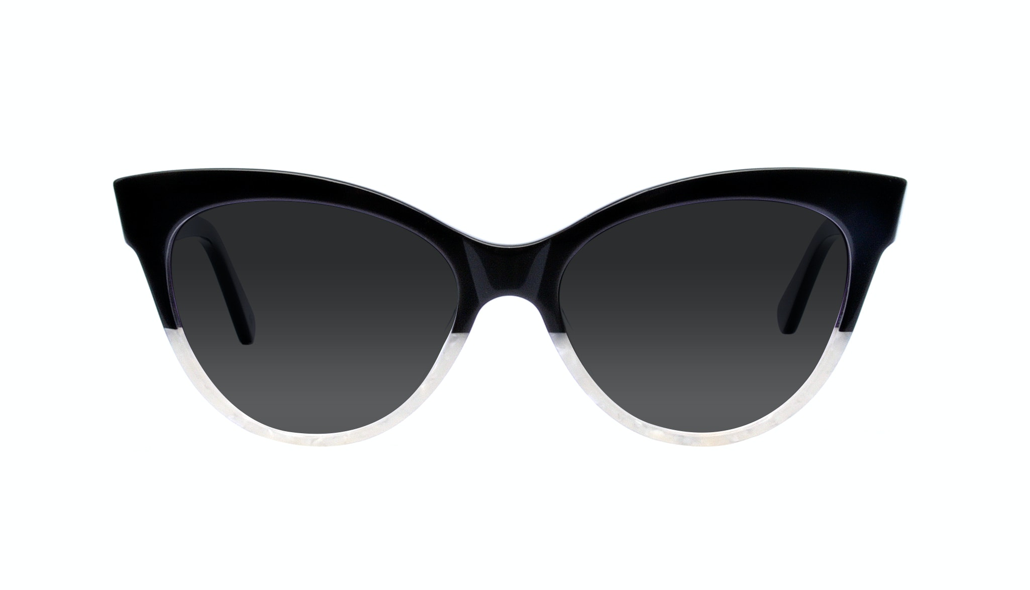 Affordable Fashion Glasses Cat Eye Daring Cateye Sunglasses Women SkunkBoy Panda Pearl