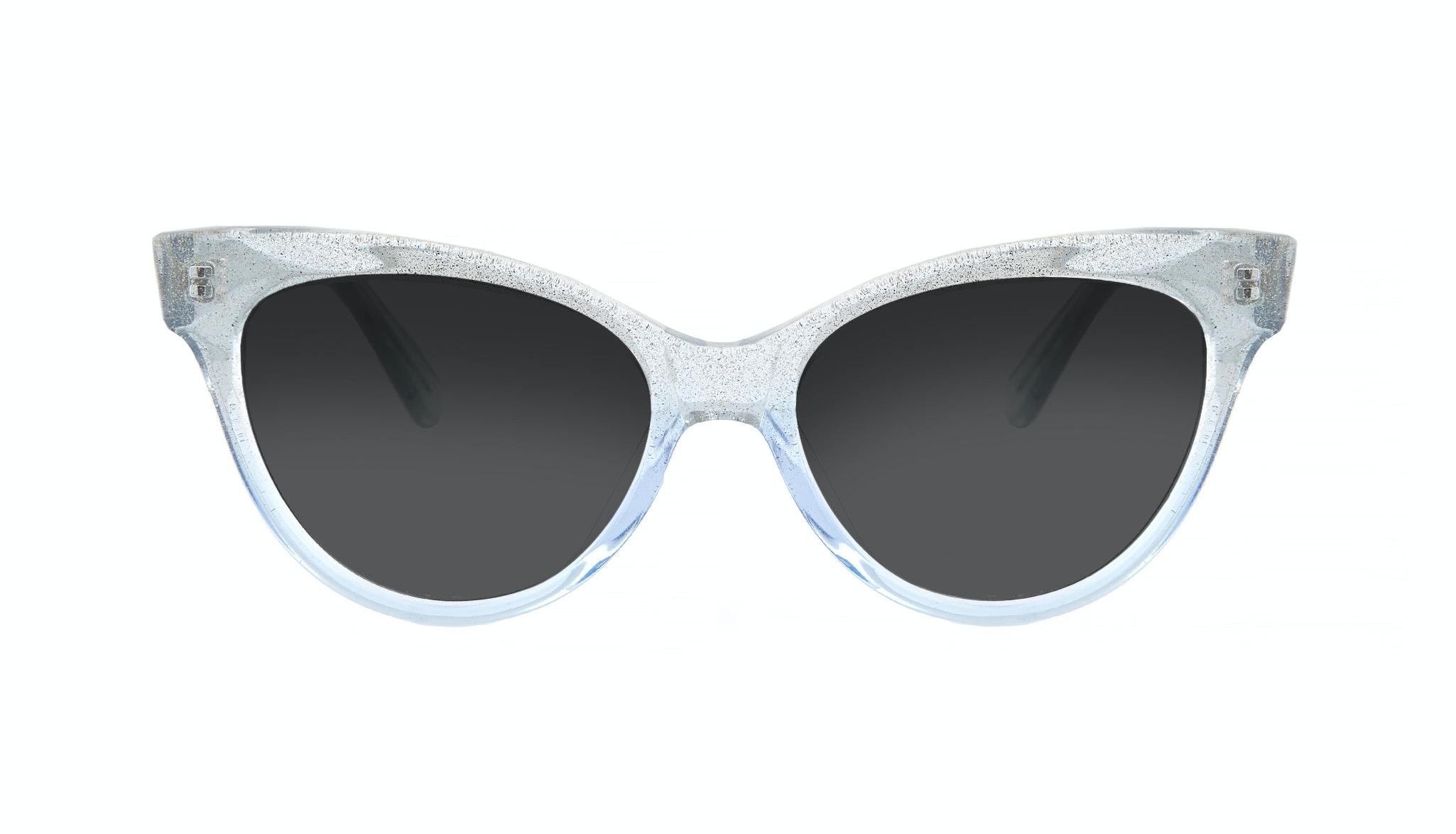 Affordable Fashion Glasses Cat Eye Square Sunglasses Women SkunkBoy Larissa Lake