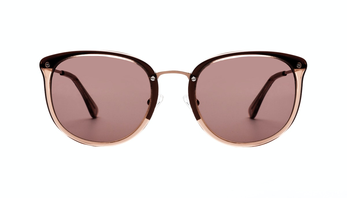 Women 39 s sunglasses amaze in rose bonlook What style glasses are in fashion 2015