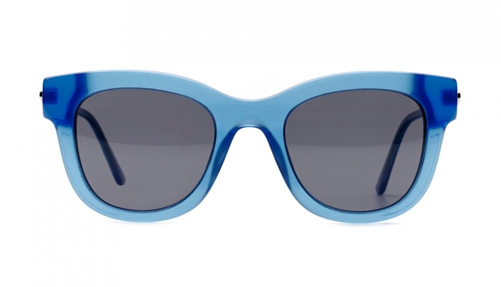 Affordable Fashion Glasses Square Sunglasses Women Bondi Ocean