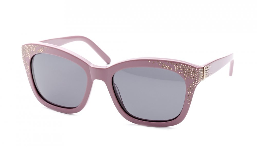 Affordable Fashion Glasses Square Sunglasses Women Ibiza Angelfish Pink Tilt