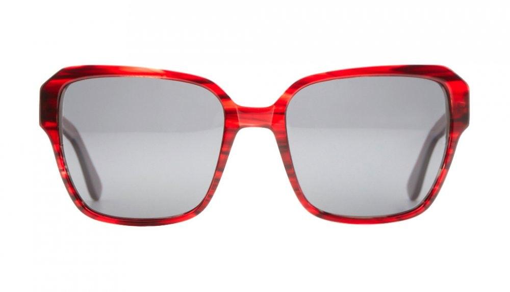Affordable Fashion Glasses Square Sunglasses Women Wonderland Carmine Front