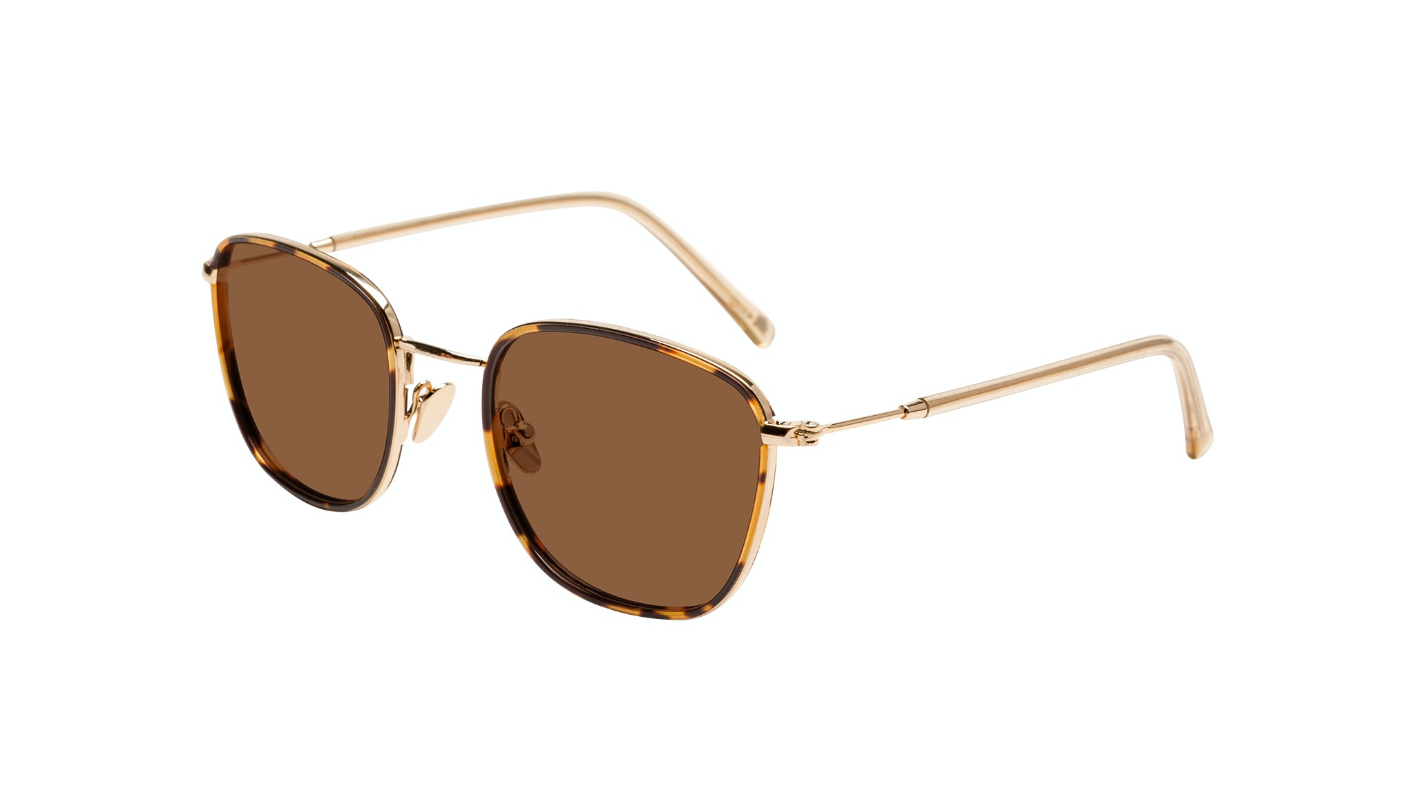 Affordable Fashion Glasses Rectangle Sunglasses Women Lawrence Gypsy Tilt