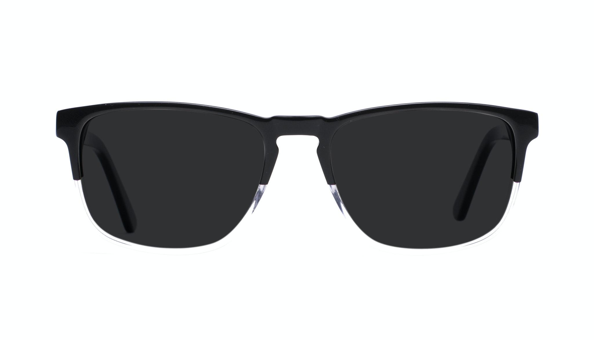Affordable Fashion Glasses Rectangle Sunglasses Men Loft Black Diamond