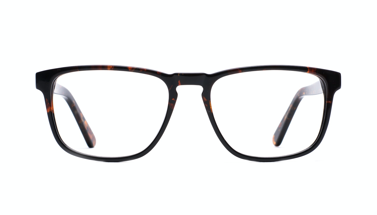 Affordable Fashion Glasses Rectangle Eyeglasses Men Loft Mahogany Black
