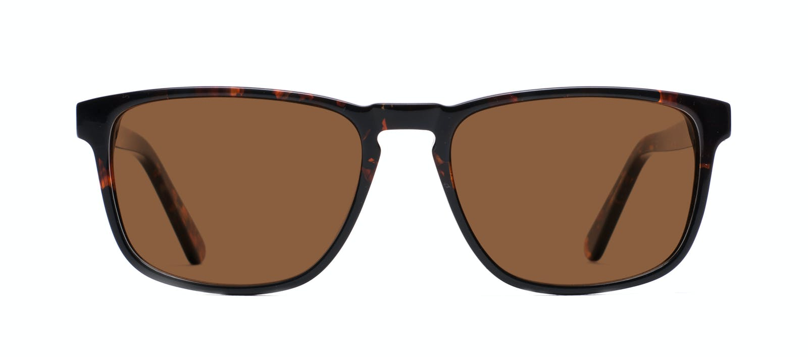 d70d4010506 Affordable Fashion Glasses Rectangle Sunglasses Men Loft Mahogany Black  Front