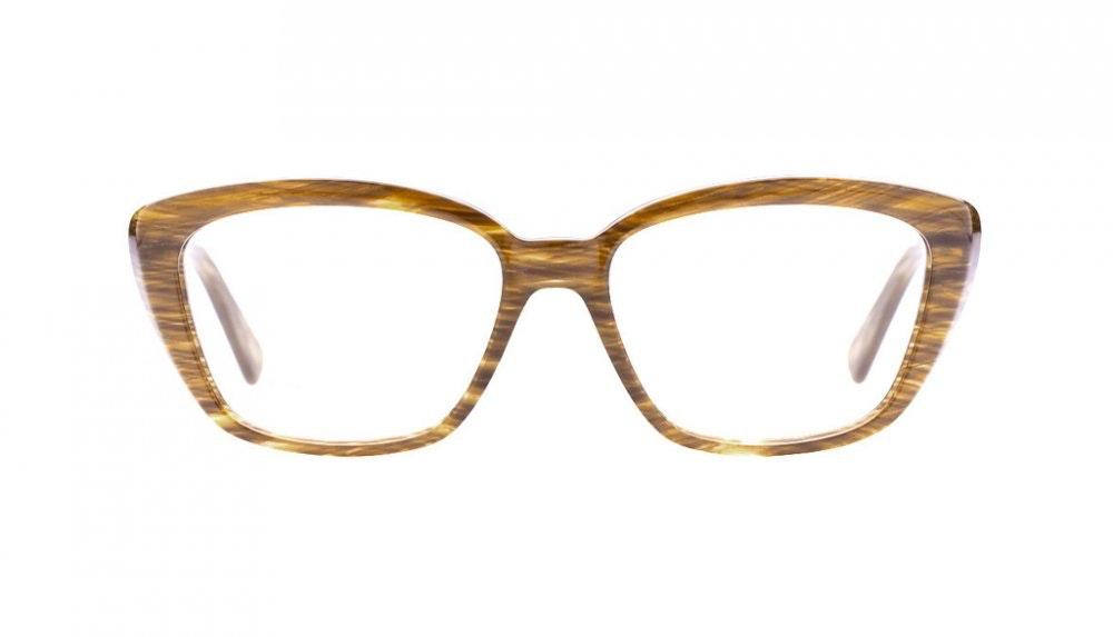 Affordable Fashion Glasses Cat Eye Eyeglasses Women Eva Tuscan Tweed Front